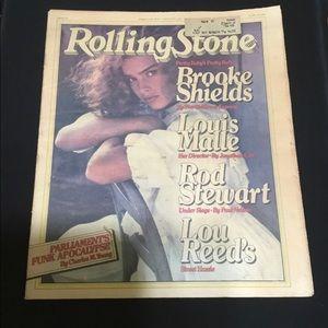 Rolling Stone Magazine #262